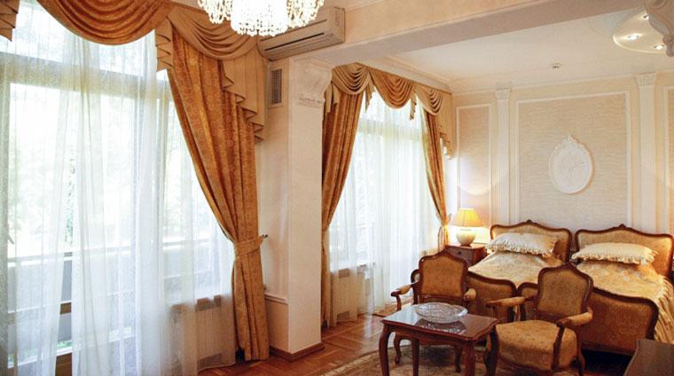 2 местный, 1 комнатный, Улучшенный в санатории Красные камни в Кисловодске