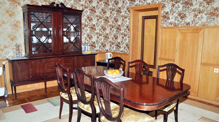 Гостиная 2 местного, 3 комнатного, Люкса в санатории Красные камни. Кисловодск