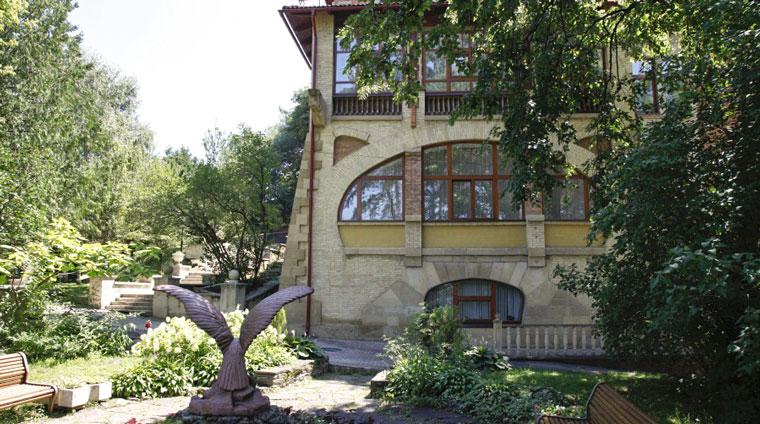 Дача 2 санатория Красные камни в Кисловодске