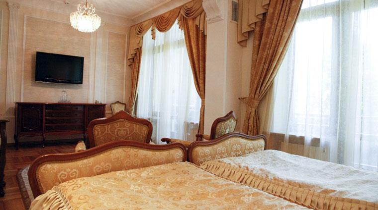 Кисловодск. 2 местный, 1 комнатный, Улучшенный в санатории Красные камни