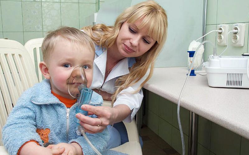 Лечение в санатории Вилла Арнест в Кисловодске. Ингаляторий