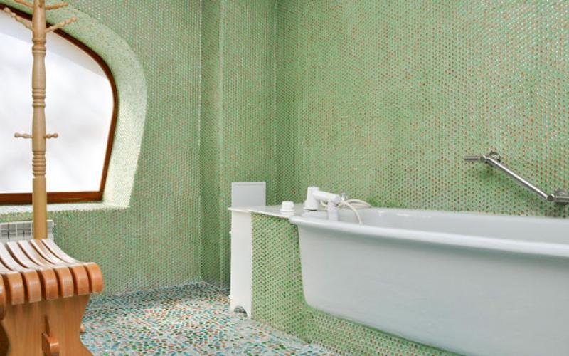 Фотография ванного отделения в санатории Красные камни в Кисловодске